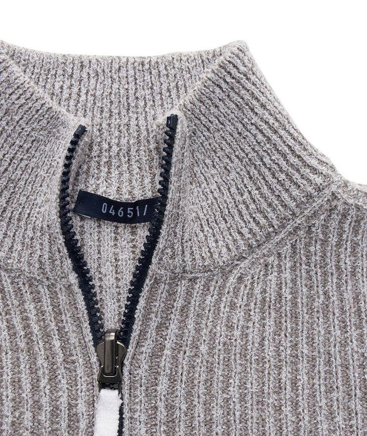 Half-Zip Sweater image 2