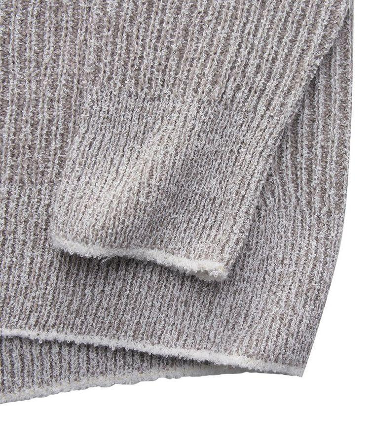 Half-Zip Sweater image 3