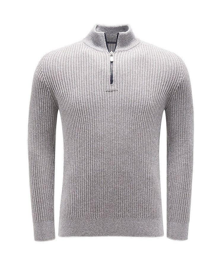 Half-Zip Sweater image 0