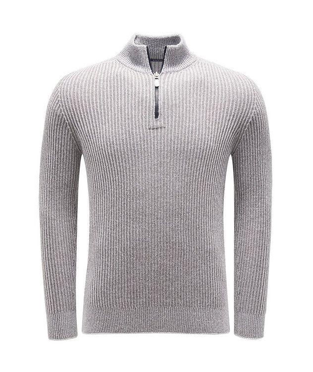 Half-Zip Sweater picture 1