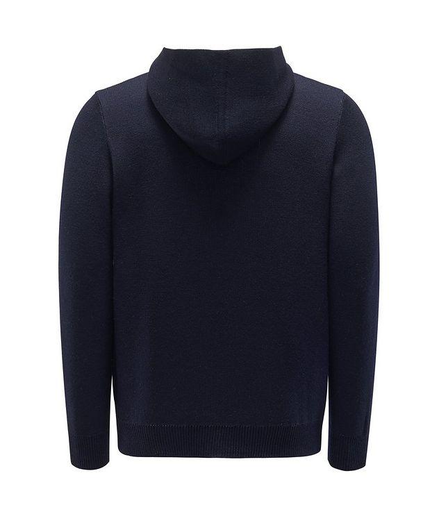 Kangourou en tricot à glissière picture 2