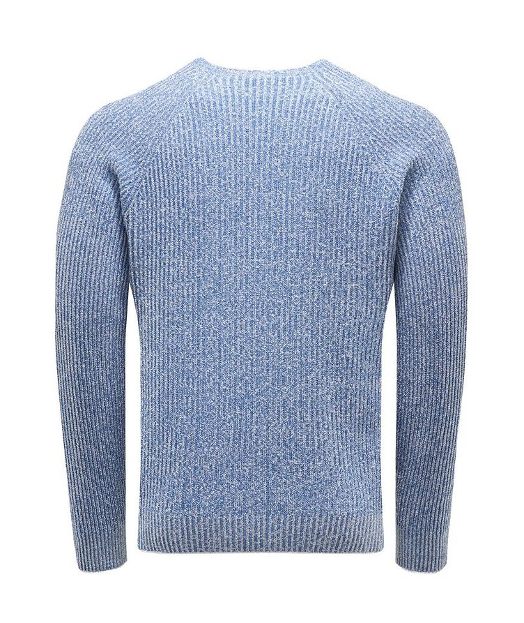 Ribbed Knit Sweater image 1