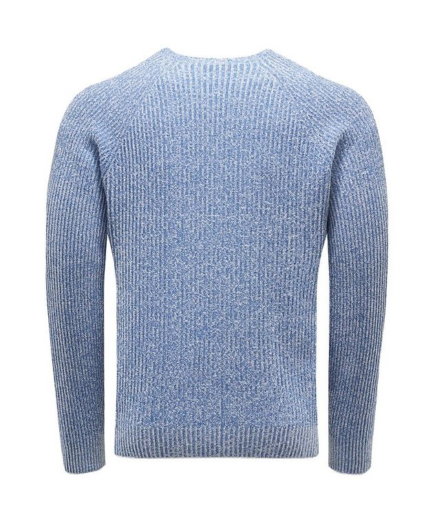 Ribbed Knit Sweater picture 2