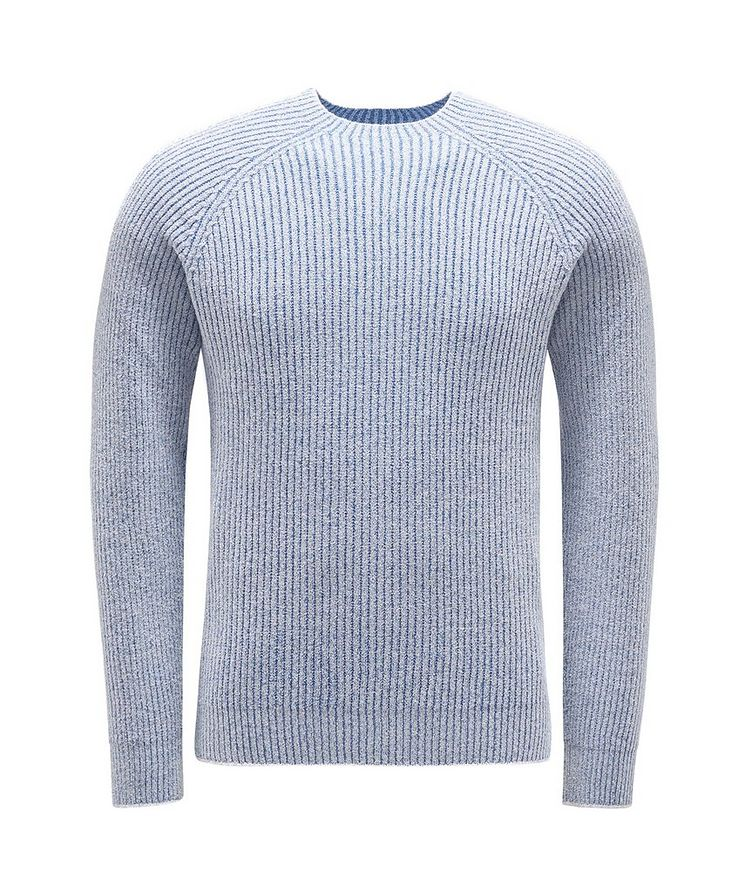 Ribbed Knit Sweater image 2