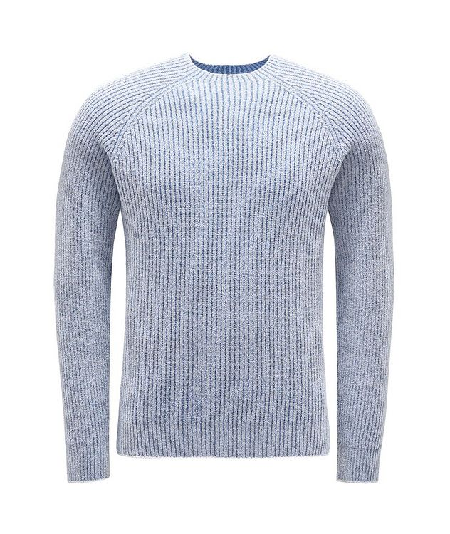 Ribbed Knit Sweater picture 3