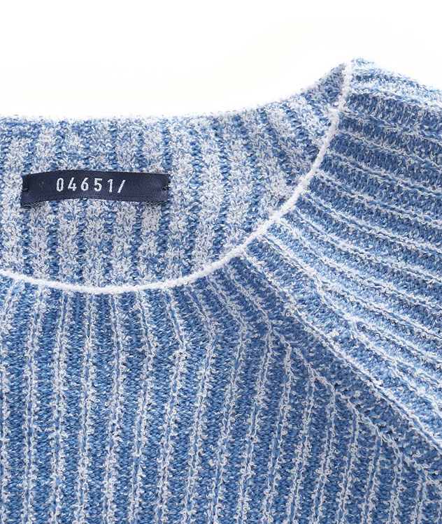 Ribbed Knit Sweater picture 4