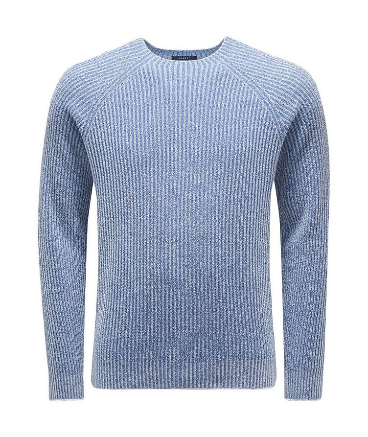 Ribbed Knit Sweater image 0