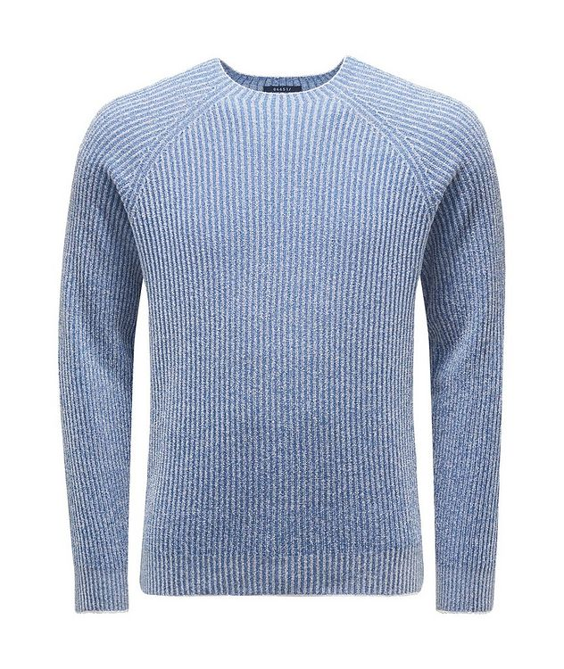 Ribbed Knit Sweater picture 1