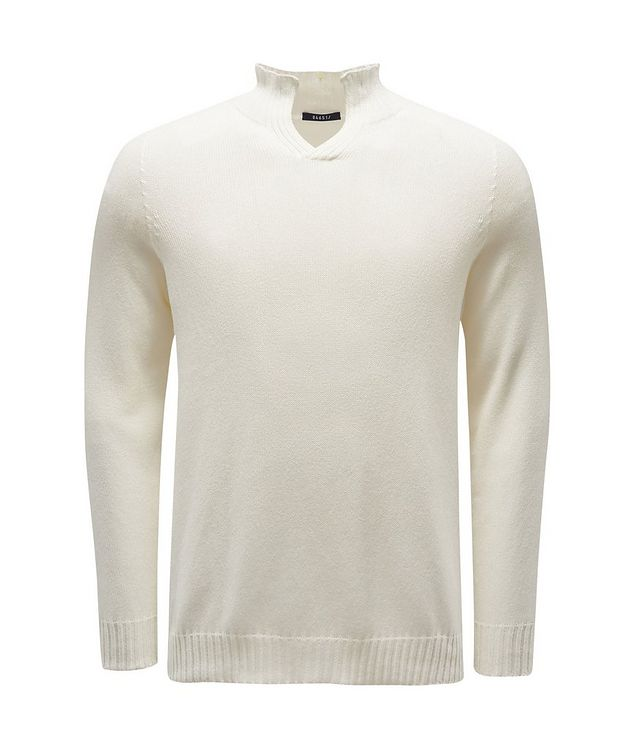 Mock Neck Knit  Sweater picture 1