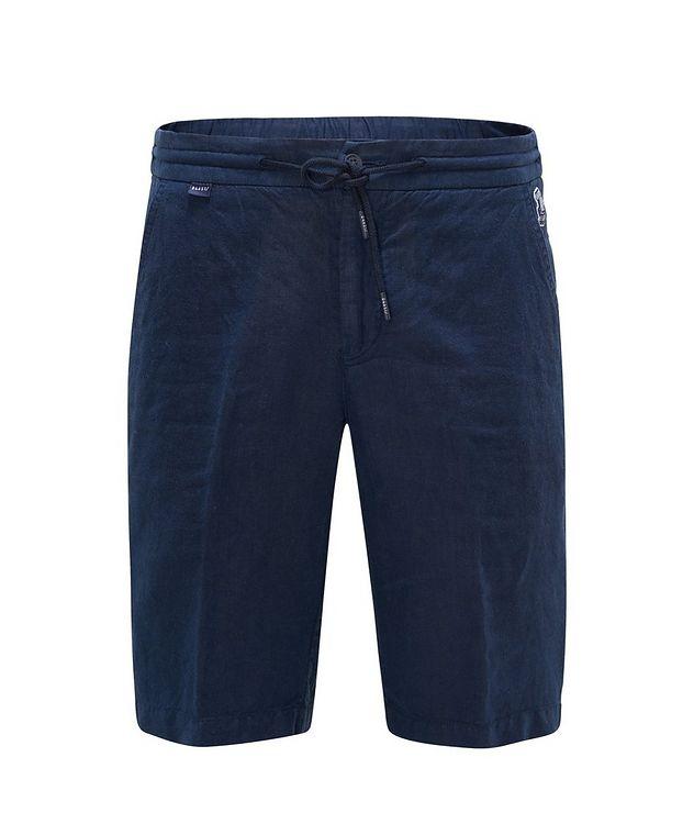 Linen Bermuda Shorts picture 1