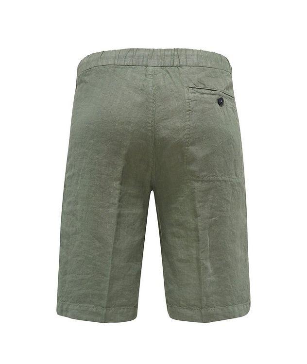 Linen Bermuda Shorts picture 2