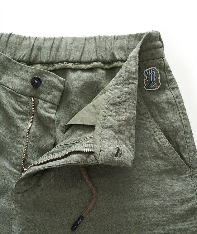 Linen Bermuda Shorts picture 4