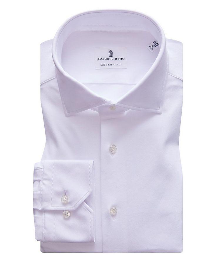Byron 4-Flex Stretch-Cotton Performance Shirt image 0
