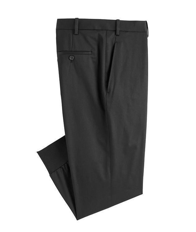 Stretch-Cotton-Modal Dress Pants picture 1