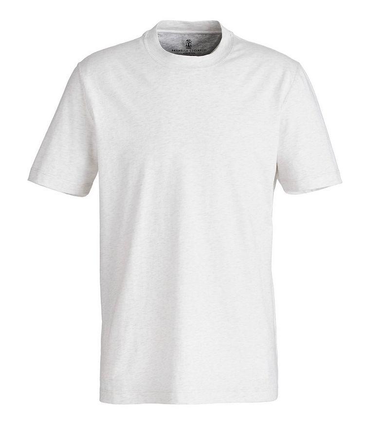 Cotton Jersey T-Shirt image 0