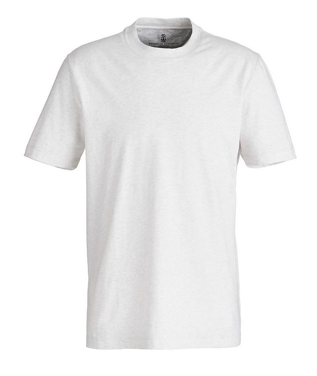 Cotton Jersey T-Shirt picture 1