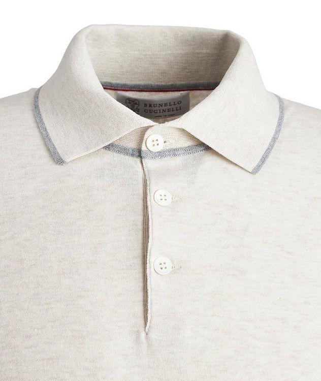Woven Cotton Polo picture 2