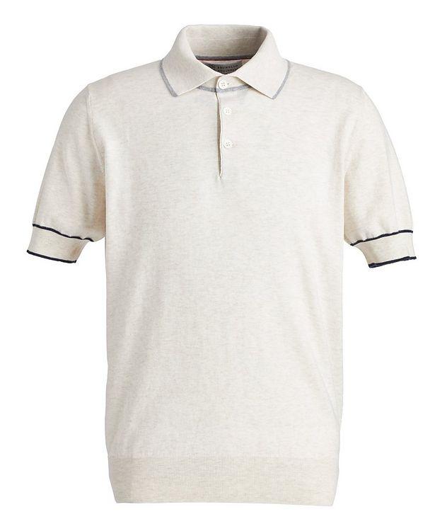Woven Cotton Polo picture 1