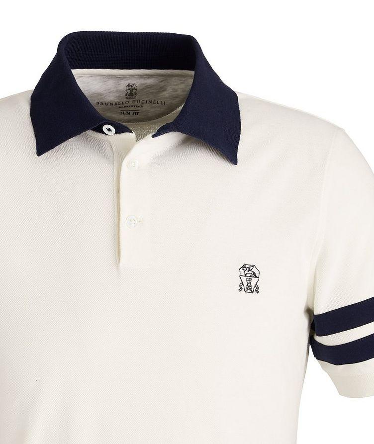 Cotton Pique Polo image 1