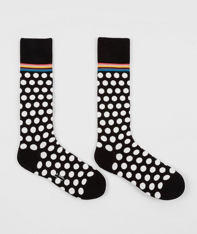 2-Pack Printed Cotton-Blend Socks image 2