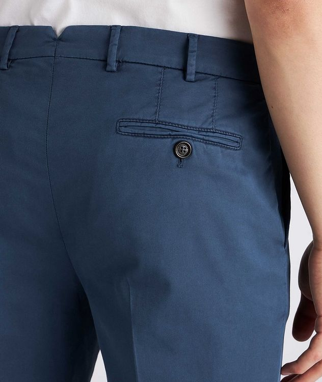 Slim-Fit Stretch-Cotton Chinos picture 4