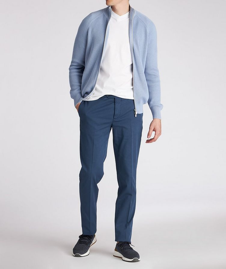 Slim-Fit Stretch-Cotton Chinos image 4