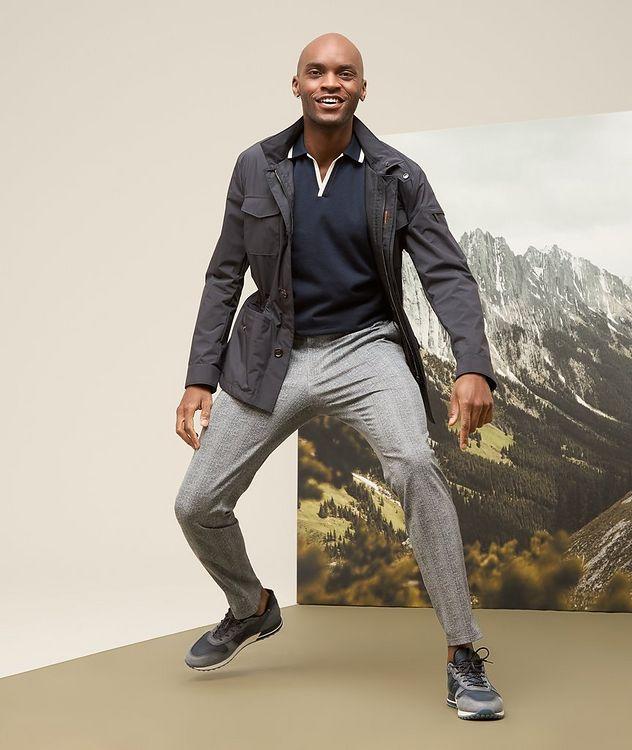 Silvio T Stretch Trousers picture 5