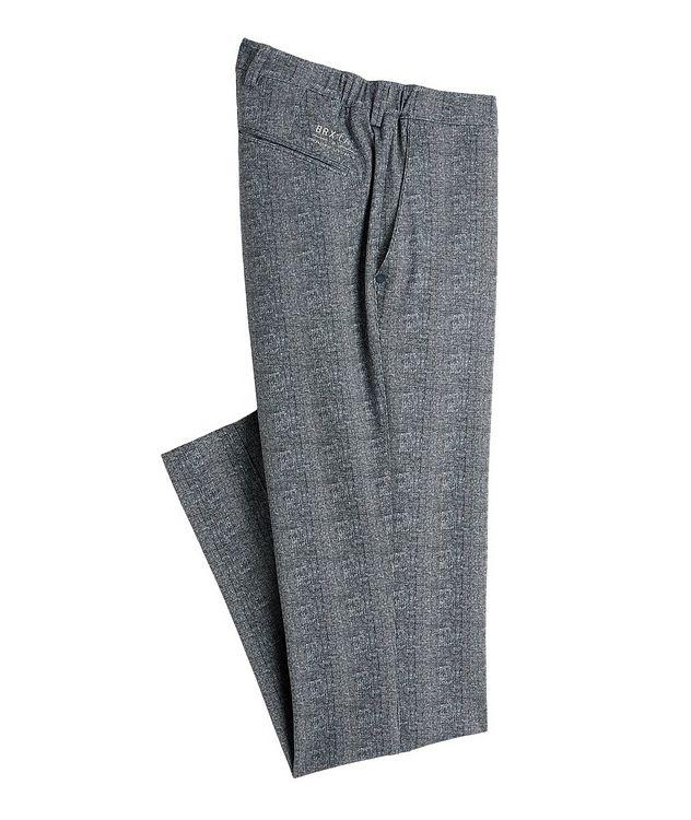 Silvio T Stretch Trousers picture 1