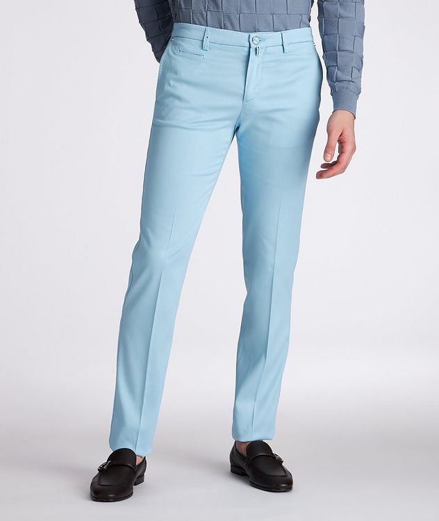 Stretch-Lyocell Chinos picture 3
