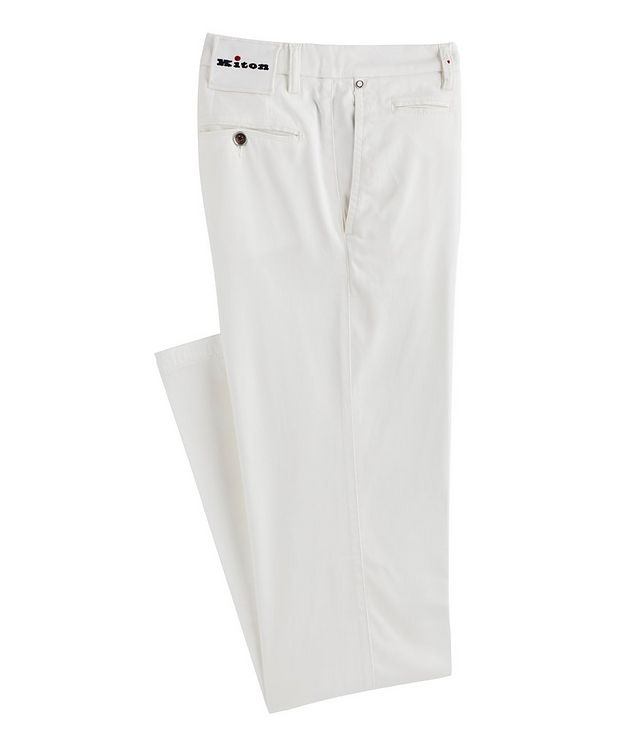 Stretch-Lyocell Chinos picture 1