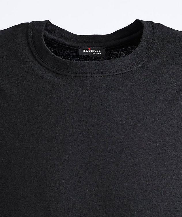 Cotton-Cashmere T-Shirt picture 2