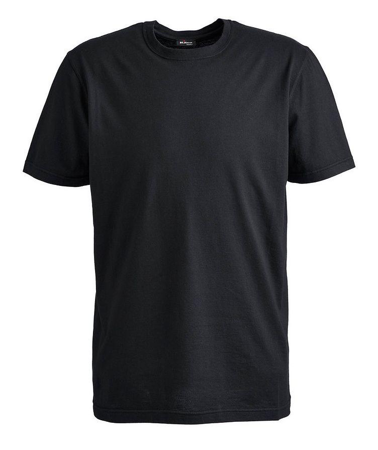 Cotton-Cashmere T-Shirt image 0