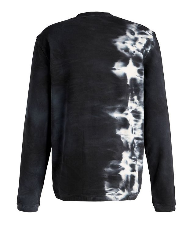 Tie-Dye Cotton Sweater picture 2