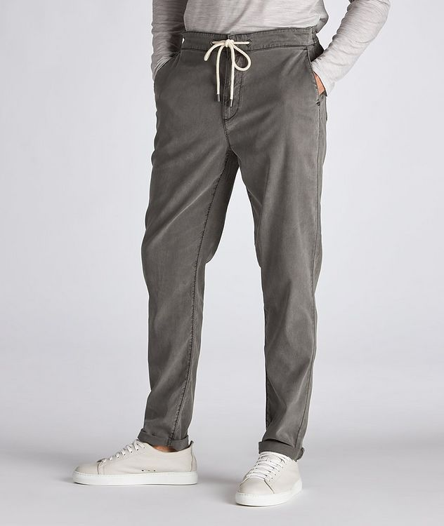 Pantalon Fraser à cordon picture 2