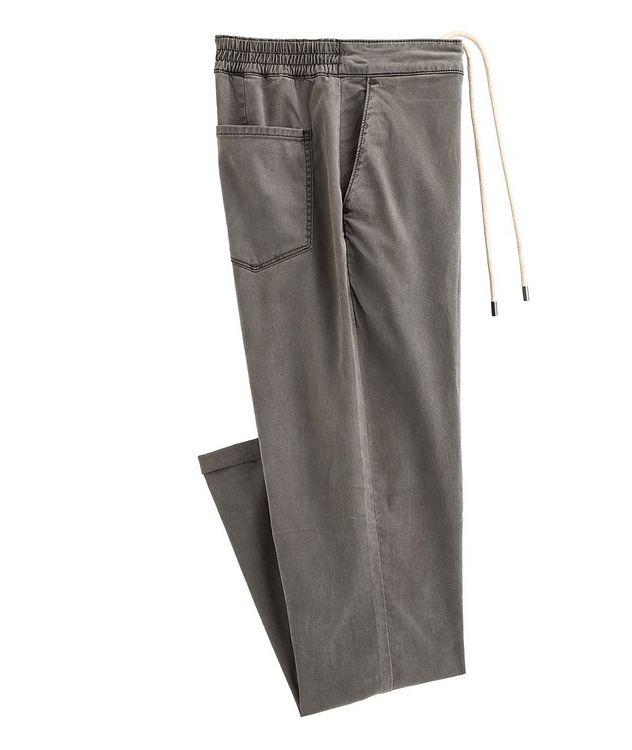 Pantalon Fraser à cordon picture 1