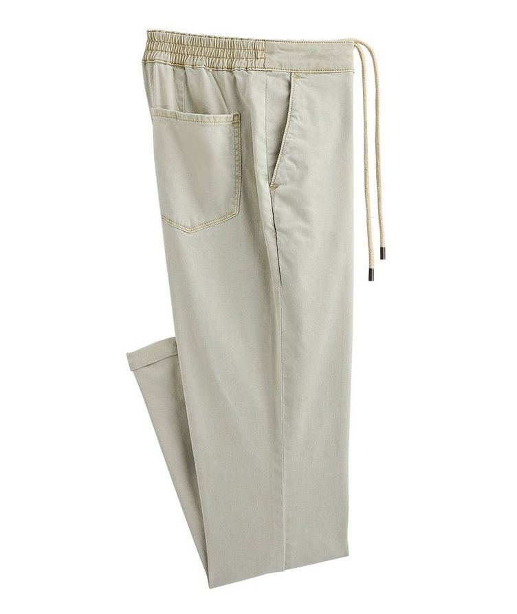 Fraser Drawstring Pants image 0