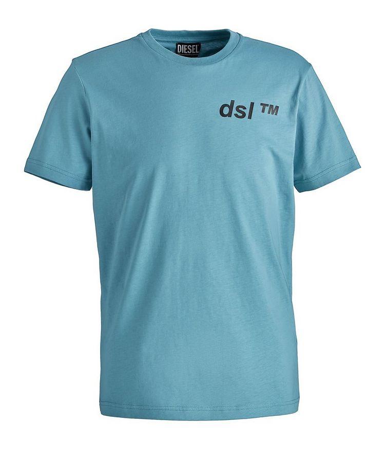dsl™ Print Cotton T-Shirt image 0