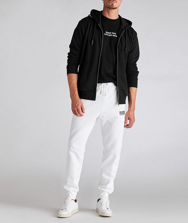 P-Tary-Ecologo Cotton Joggers picture 5
