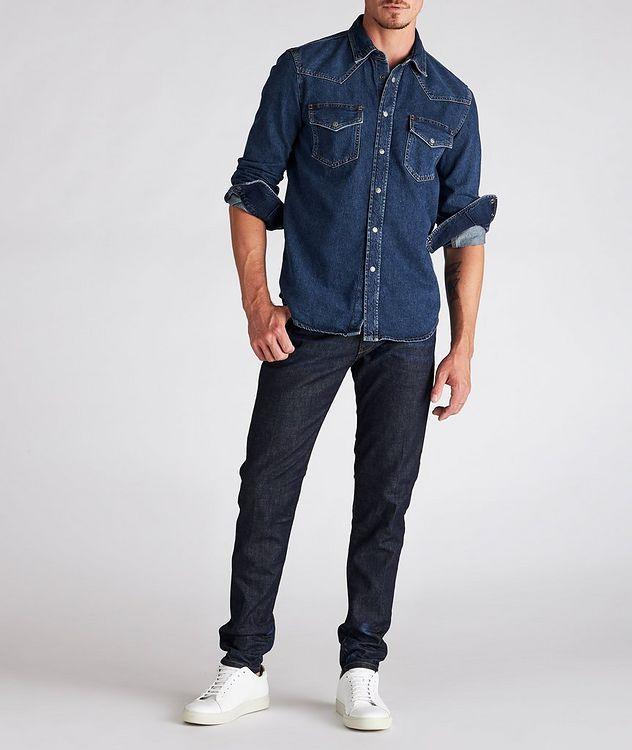 D-Strukt Slim-Fit Jeans picture 6