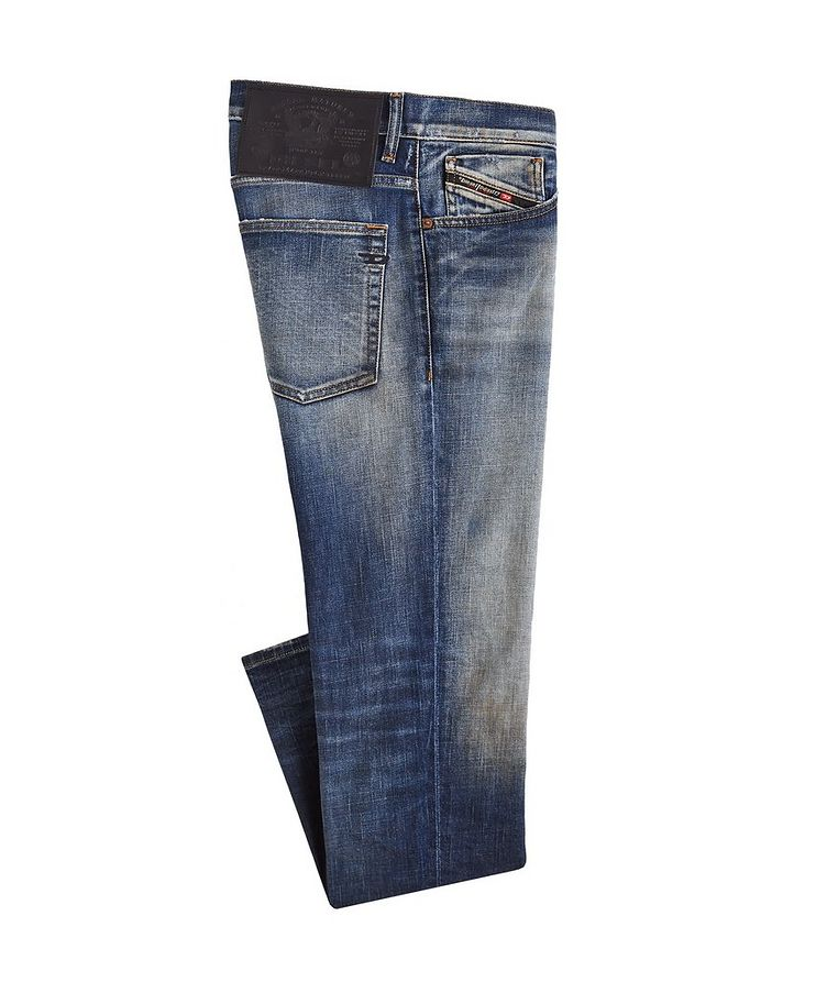 D-Fining Tapered Jeans image 0