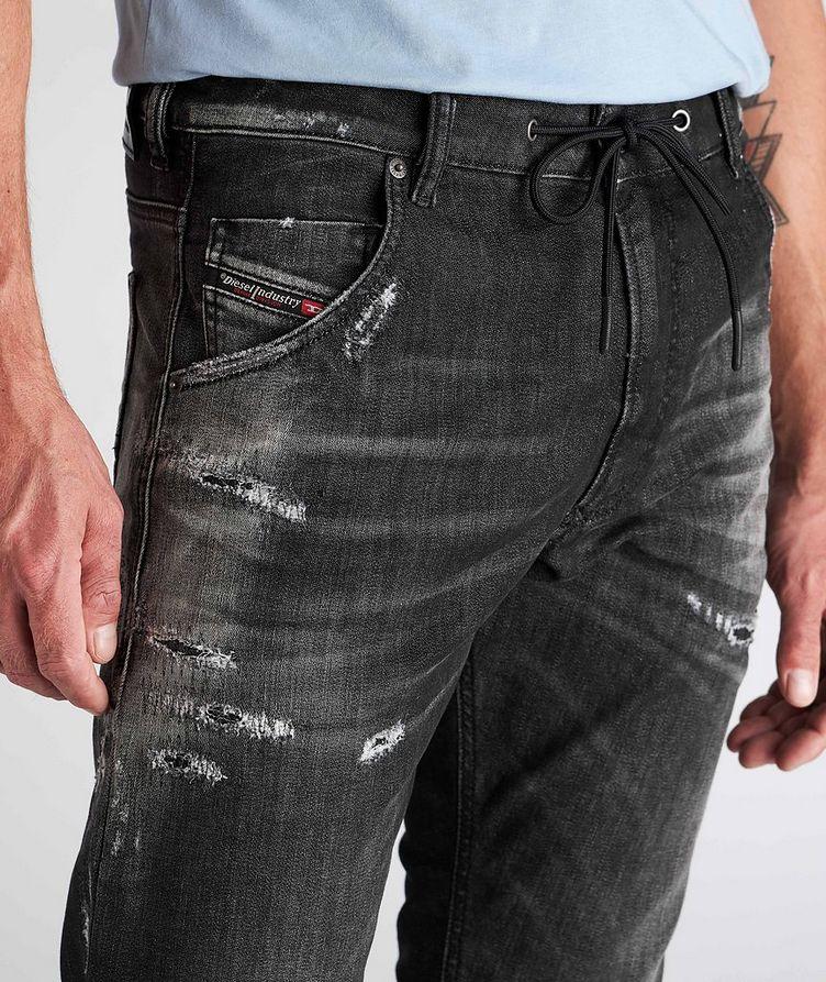 Krooley Distressed JoggJeans image 3