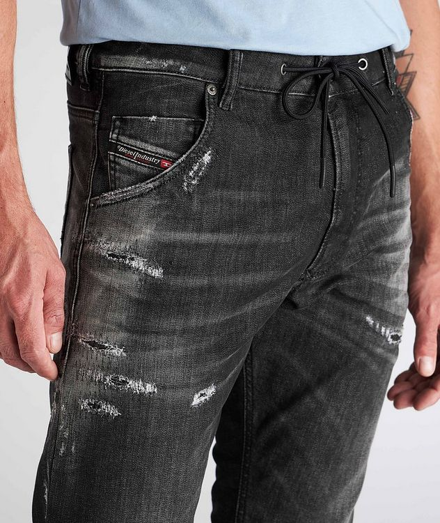Krooley Distressed JoggJeans picture 4