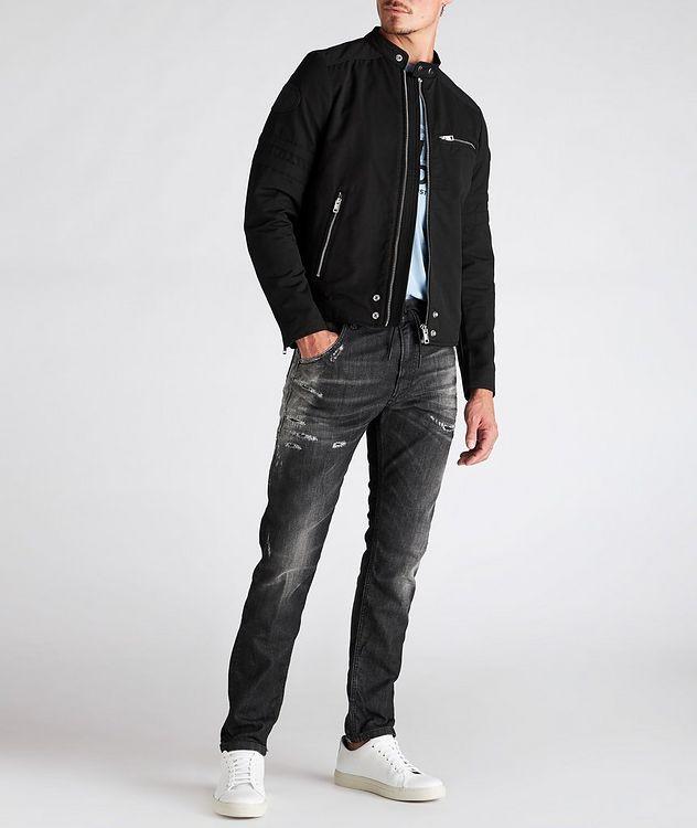Krooley Distressed JoggJeans picture 5
