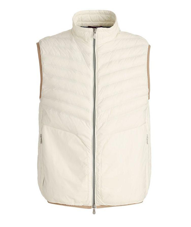 Water-Repellent Down Vest image 0