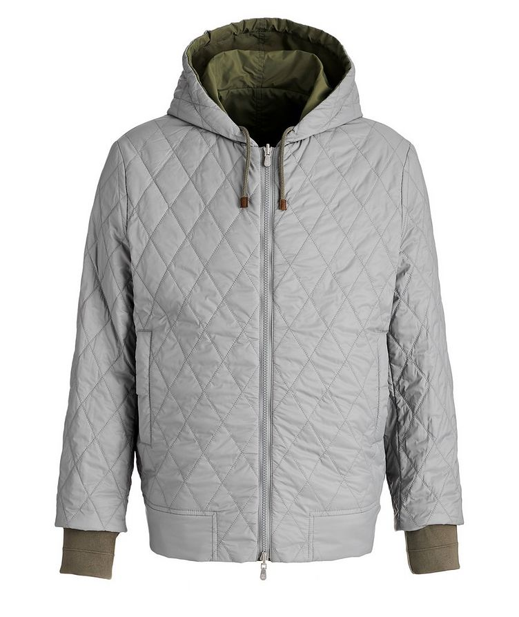 Reversible Water-Repellent Jacket image 4