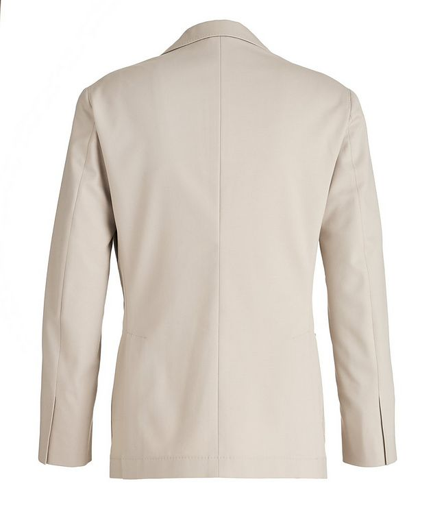 Stretch-Wool-Cotton Sports Jacket picture 2