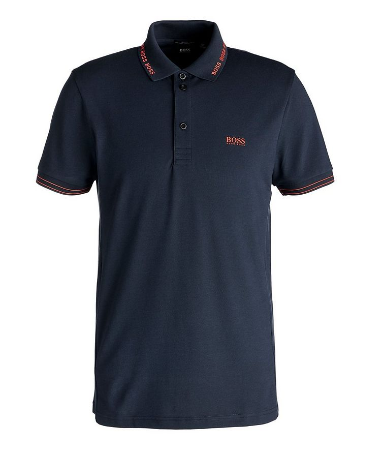 Paule Performance Stretchy Cotton Polo image 0