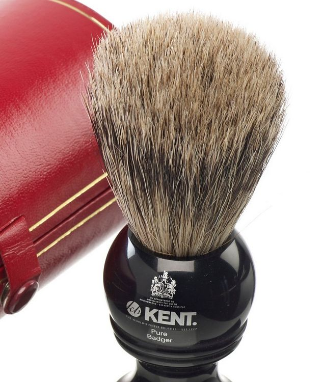Shaving Brush, Pure Grey Badger picture 2