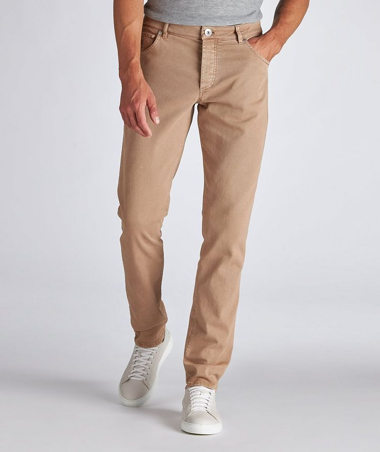 Slim Fit Stretch Jeans image 1