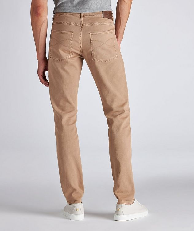 Slim Fit Stretch Jeans picture 3